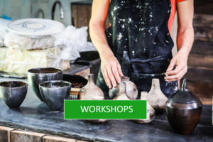 Pascale & Guests workshops